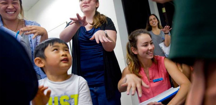 Summer Speech Therapy Program for Tykes
